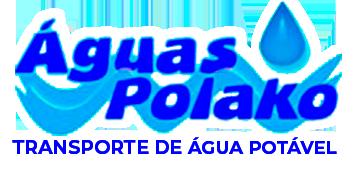 ÁGUAS POLAKO - CAMINHÃO PIPA